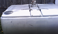 Охладитель молока ванна Serap б/у на 1200 л