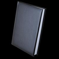 Щоденник недатований EXPERT, A5, чорний