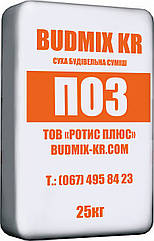 Наливной пол  BUDMIX KR ПО3 aналог Ceresit СF56  25 кг
