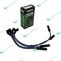 Провод зажигания в\вольтн. ВАЗ 2108-10 (инж.) 8 клап. силикон (компл.) (Т395S) (пр-во TESLA)