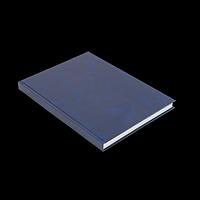 Книга канцелярська OFFICE, А4, 192 аркушів, клітнка, асорті, фото 1