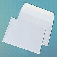 Конверт С6 (114х162мм) білий МК