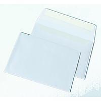 Конверт С6 (114х162мм) білий МК з печаткою адреси на зовнішній стороні