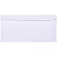 Конверт DL (110х220мм) білий СКЛ з внутрішнім нанесенням