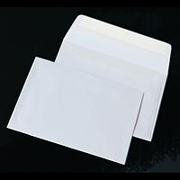 Конверт С6 (114х162мм) білий СКЛ (Термоупаковка)