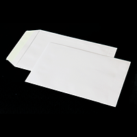 Конверт С4 (229х324мм) білий СКЛ
