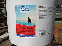 Chemoform pH-Regulator Minus - Средство для снижения уровня рН в воде 25 кг, фото 1