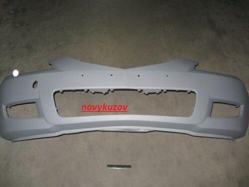 Бампер передний на Mazda 3