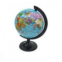 Глобус 110мм політичний