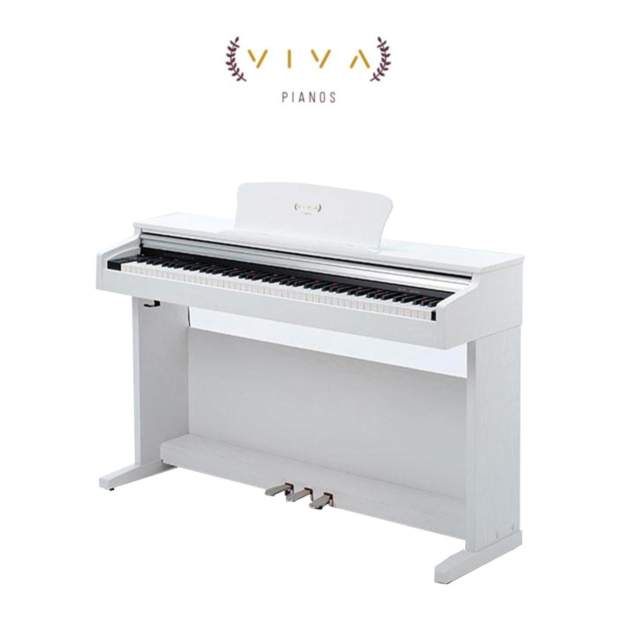 Цифрове піаніно VIVA DK-390 Brown