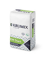 Стартовая штукатурка КM Start Krumix, аналог ротбанд