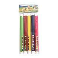 """Детская игрушка """"Естафетна паличка №4 товста диам. 27 см довжина 35см (в наборе 5 шт ) арт 0359"""