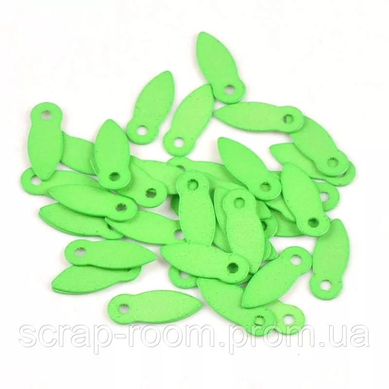 Анкера металлические салатневые, анкер для фото зеленый, анкер, анкер металлический, анкер  фото, цена за шт