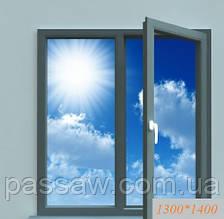 Вікно Steko S 400 (розмір окна1300*1400)