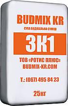 Клей для плитки BUDMIX KR ЗК1 аналог CM11 Ceresit  25кг