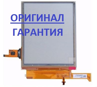 Матриця Екран Дисплей ed060xcd Pocketbook Touch Lux 4 627 сенсор+тачскрін Оригінал