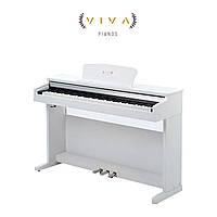 Цифрове піаніно VIVA DK-390 White