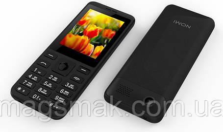Телефон Nomi i249 Black, фото 2