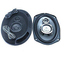 Автомобильная акустика автоакустика колонки SP-6942 1000Вт