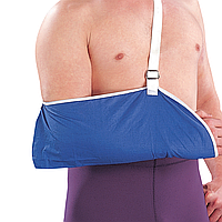 Косыночный бандаж для поддержки руки Ortop EO-302