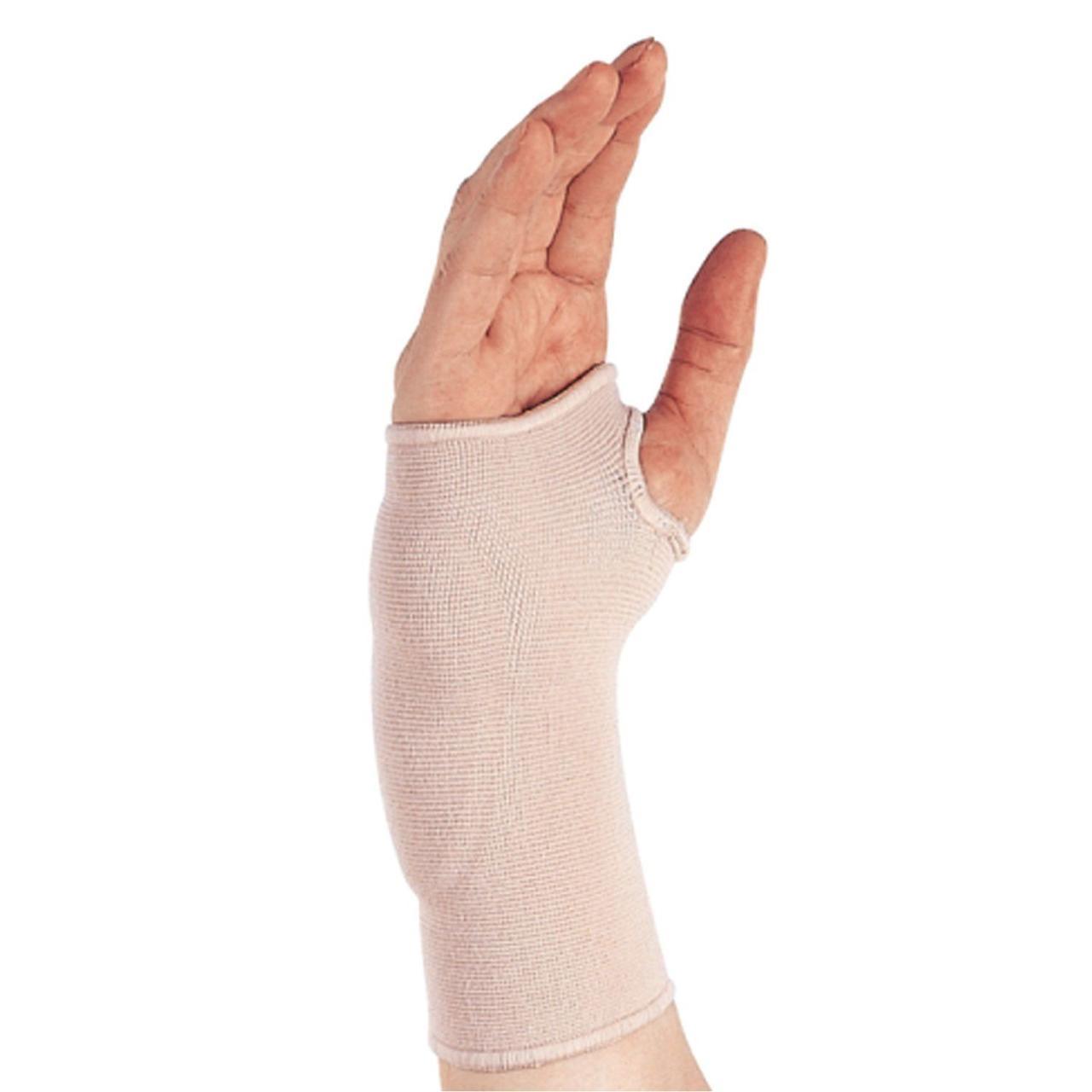 Бандаж эластичный на запястье с гелевой вставкой Ortop ES-405 на правую руку, размер s