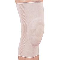 Бандаж эластичный на коленный сустав с гелевым кольцом ES-710, S