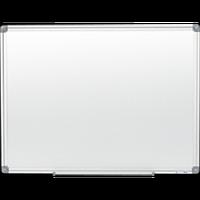 Дошка магнітна сухостираєма JOBMAX, 45х60см, алюмінієва рамка, фото 1