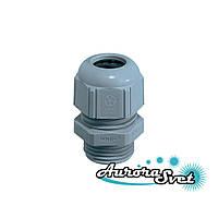 SKINTOP® ST-M, M25x1,5 пластиковий кабельний сальник IP68. Водонепроникний enter. Кабельний ввід.