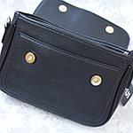 Женская сумка клатч черная (315), фото 8