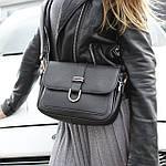 Женская сумка клатч черная (315), фото 2