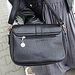Женская сумка клатч черная (315), фото 4