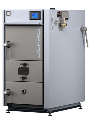 Пиролизный котел Defro HG 40 кВт