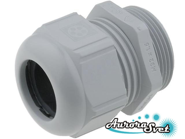 SKINTOP® ST-M, M32x1,5 пластиковый кабельный сальник IP68. Водонепроницаемый ввод. Кабельный ввод.
