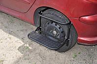 Ступенька на автомобильное колесо
