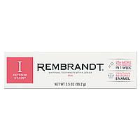 Отбеливающая зубная паста Rembrandt Intense Stain, Mint 99.2 грамма