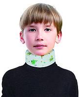 Ортопедический воротник для шеи умеренной фиксации для детей OH-035, Цветной, S