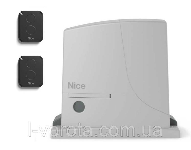 Nice ROX 1000 KLT сдвижной привод для ворот (макс. вес ворот 1000 кг)