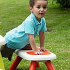 Лавочка без спинки детская Smoby Toys Голубая 880302, фото 4