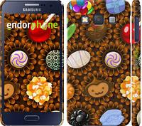 "Чехол на Samsung Galaxy A3 A300H Сладости ""2847c-72"""