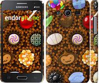 "Чехол на Samsung Galaxy Core 2 G355 Сладости ""2847c-75"""