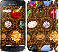 "Чехол на Samsung Galaxy S4 mini Duos GT i9192 Сладости ""2847c-63"""