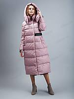 Коллекция зима 2020 длинное пальто пуховик одеяло clasna cw19d328 46, L