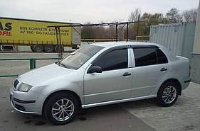 Дефлектора окон Skoda Fabia I Hb 2000-2007