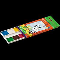 Акварельні фарби 12 кольорів, картонна упак., фото 1