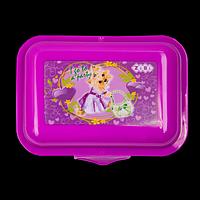 Контейнер для їжі, 138 *104*54мм, фіолетовий
