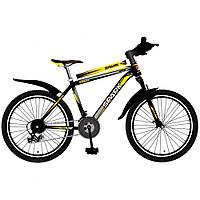 27,5' Велосипед SPARK SHARP, рама - Сталь, фото 1
