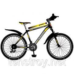 27,5' Велосипед SPARK SHARP, рама - Сталь
