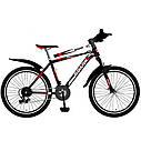 24' Велосипед SPARK SKILL, рама - Сталь, фото 2
