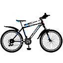 24' Велосипед SPARK SKILL, рама - Сталь, фото 3