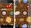 "Чехол на Sony Xperia Z3 dual D6633 Сладости ""2847c-59"""